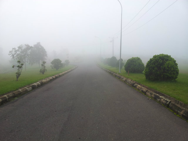 mists of obudu